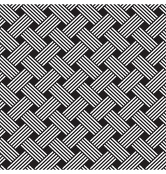 interlacing pattern vector image