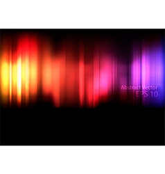 Wave abstract backgrounds vector image