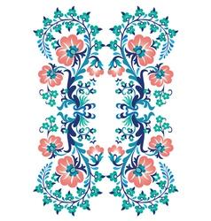 Basic pattern blue vector