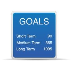 Goals or aims vector