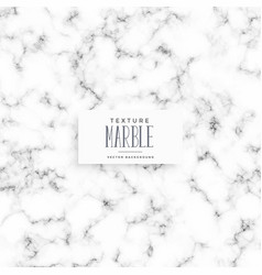 Marble texture pattern background design vector