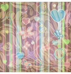 Perfect child wallpaper texture vector