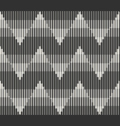 Seamless lines pattern modern stylish vector