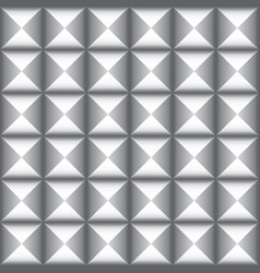 White and gray geometric texture design vector