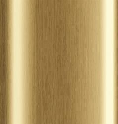 gold brushed metal 1401 vector image