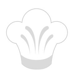 hat chef uniform icon vector image