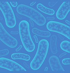 micro bacterium organisms vector image