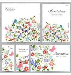Card set2 vector image