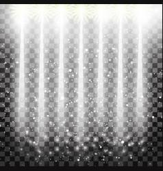 eps10 spotlight light effect vector image