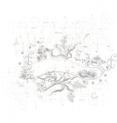 flowers ii vector image