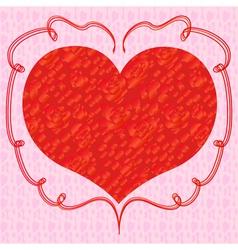 Heart v vector