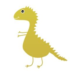 Dinosaur sweet and cute vector