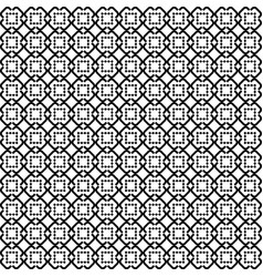 white abstract sameless pattern vector image vector image