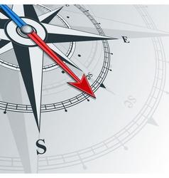 Compass southeast vector
