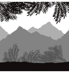 Nature icon design vector