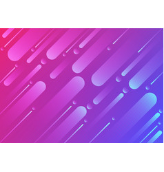 colorful color geometric and line abstract vector image