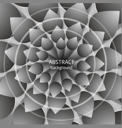 gray abstract background stylish texture the vector image