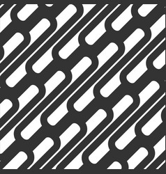 monochrome abstract dynamic background vector image