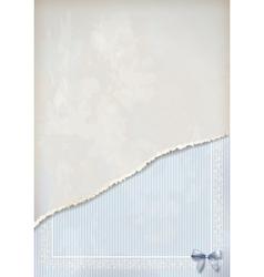 Shabold paper vintage background vector