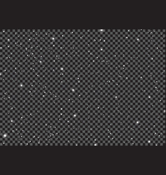 space with stars universe infinity vector image