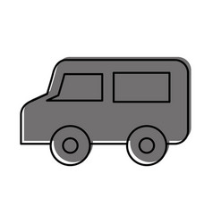 Car transport media information vector