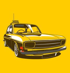 Vintage car 02 vector
