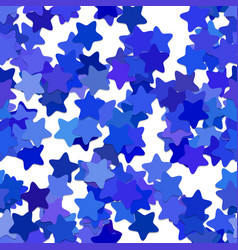 Repeating geometrical star pattern background vector