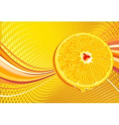 modern juice vector image vector image
