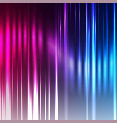 abstract color blurred gradient background with vector image