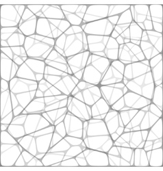 Abstract mosaic white background vector image