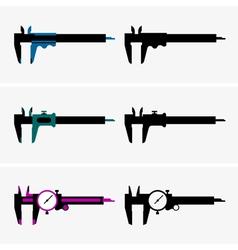Calipers vector