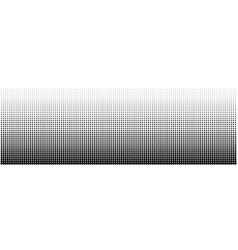 halftone gradient half tone vector image