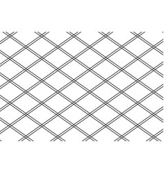 black lines on a white background vector image