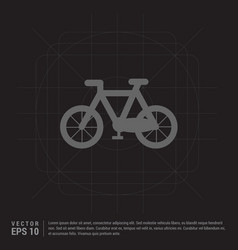 cycle icon vector image