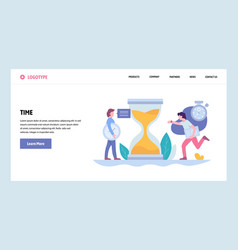 P web site gradient design template vector