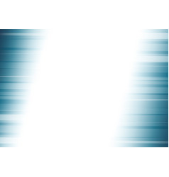 Blue slope side fade abstract background vector