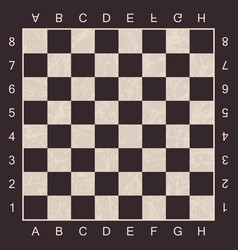 Chessboard grunge effect scuffs scratched vector