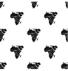 Territory of africaafrican safari single icon in vector