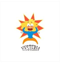 Hysteria vector