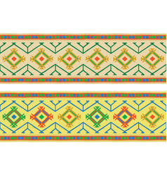 Indian national ornament vector