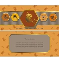 The invitation 3 vector