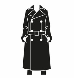 Woman Cloak vector image