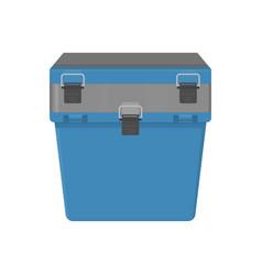 tackle box vector image