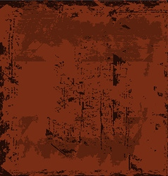 starainny rusty weathered shabby background vector image