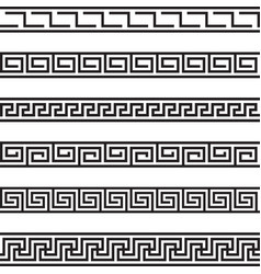 Decorative borders vector