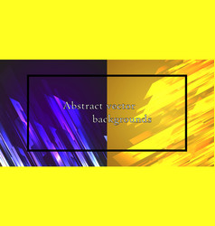 Modern abstract background space background vector
