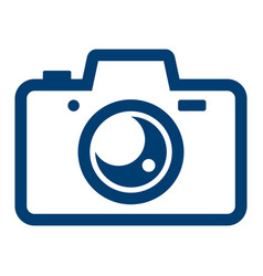 photo pamera icon on white background photo vector image