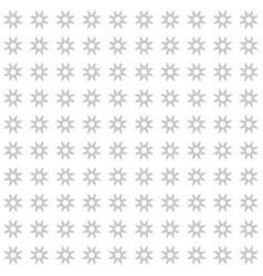 seamless african adinkra pattern vector image