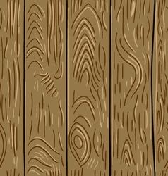 Wooden seamless pattern-3 vector