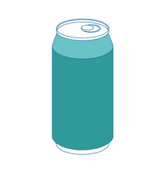 can coke drink vector image